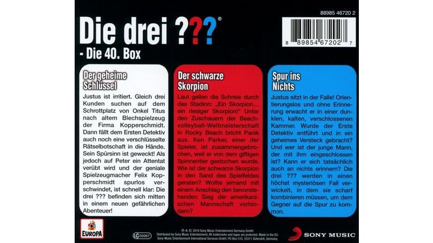 40 3er Box Folgen 119 120 121
