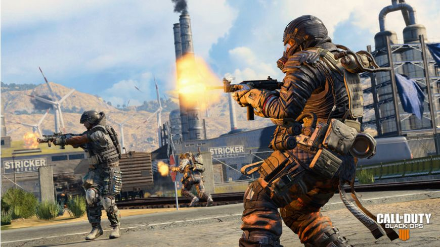 Call of Duty 15 Black Ops 4