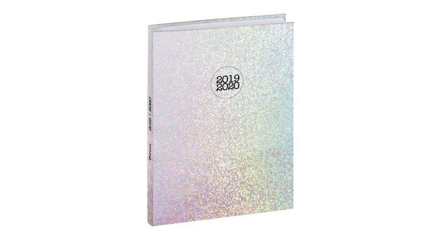 Schuelerkalender Holografik 12 x 17cm 2019 2020 Motive sortiert