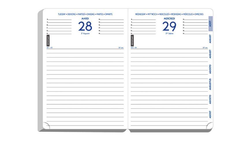 Schuelerkalender Age Bag 12 x 17cm 2019 2020 farbig sortiert