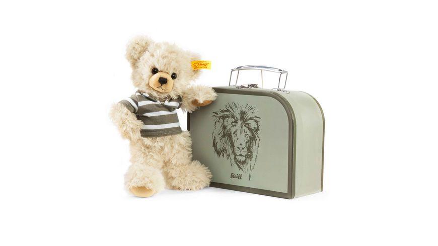 Steiff Teddybaeren Teddybaeren fuer Kinder Lenni Teddybaer im Koffer 22 cm