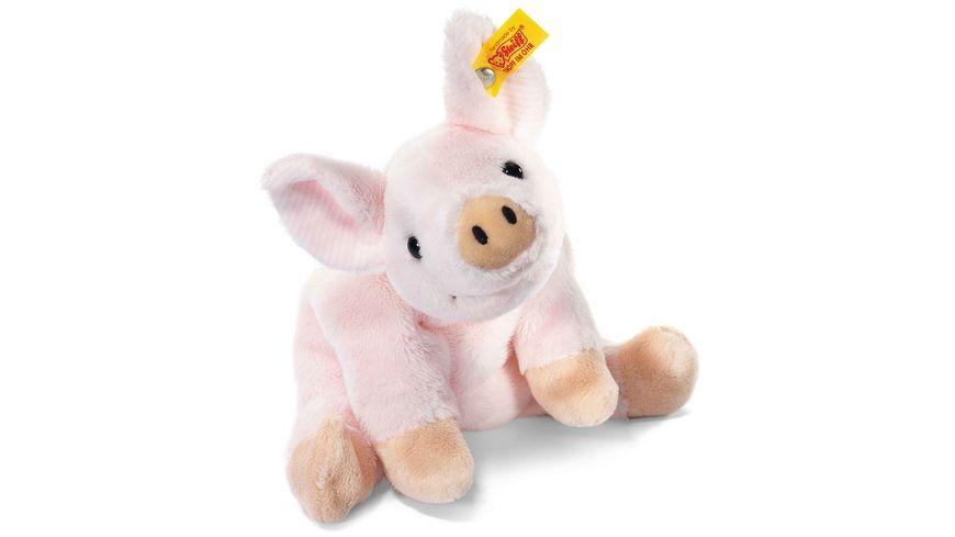 Steiff Kuscheltiere Kuscheltiere fuer Babys Steiff s kleiner Floppy Sissi Schwein 16 cm