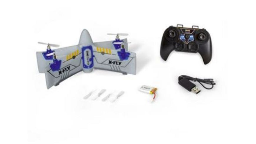 Revell Control 23845 Quadrocopter X FLY