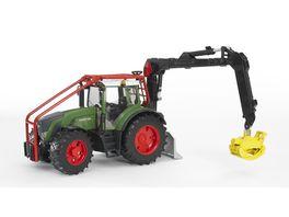 BRUDER Fendt 936 Vario Forsttraktor 03042