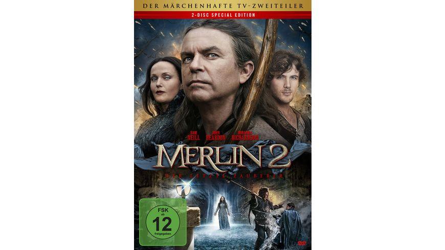 Merlin Teil 2 SE 2 DVDs