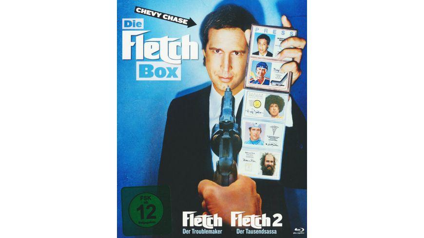 Die Fletch Box Fletch 1 2 CE 2 BRs