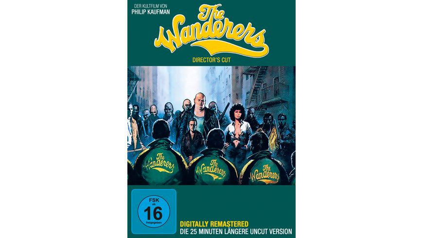 The Wanderers Digitally Remastered Uncut SE