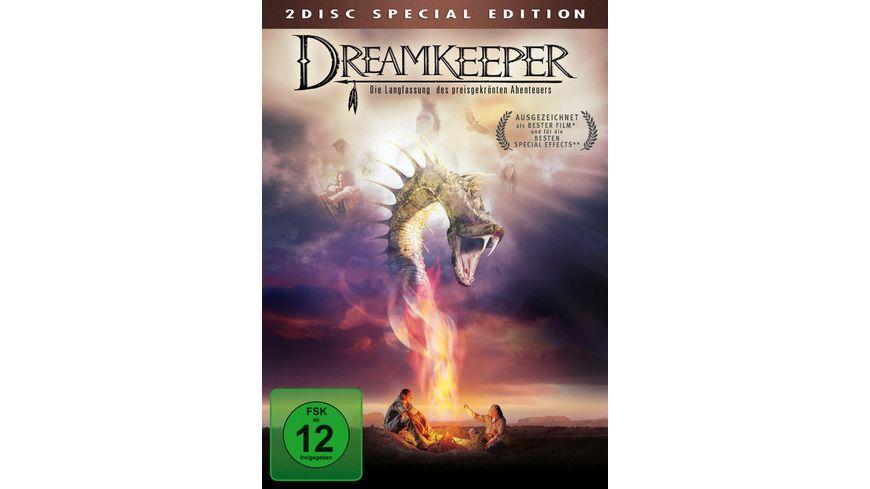 Dreamkeeper SE 2 DVDs
