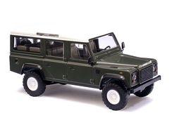 BUSCH 50301 H0 Land Rover Defender Gruen