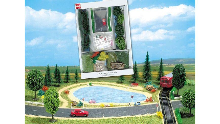 Busch Modellbahnzubehoer Starter Kit