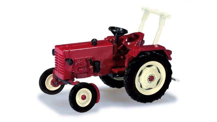 Herpa 159333 Mc Cormick Traktor D326