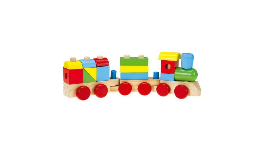 Mueller Toy Place Bunter Spiel und Lernzug