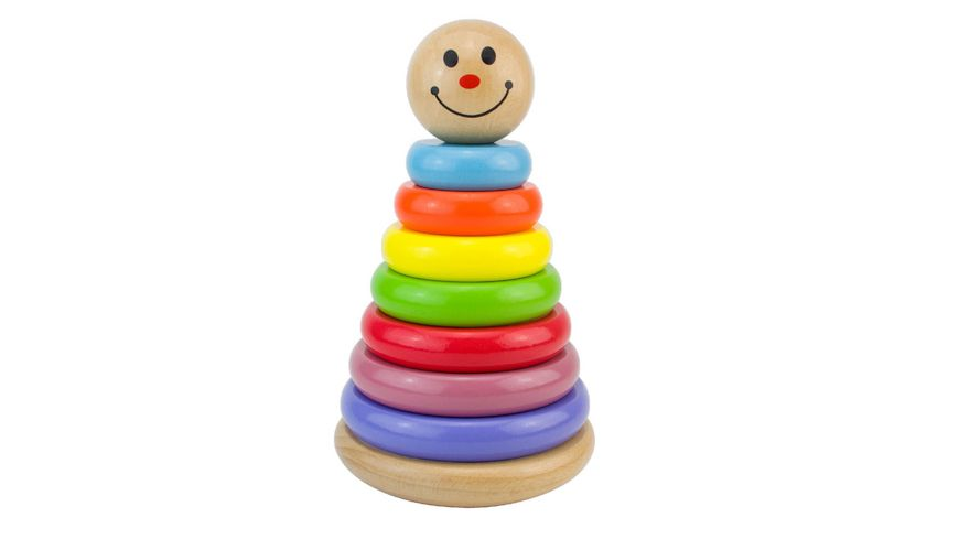 Mueller Toy Place Farbring Pyramide