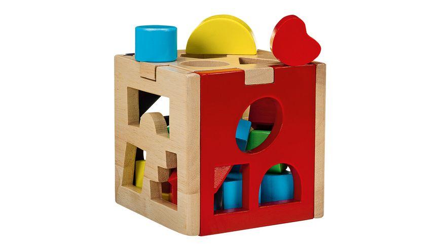 Mueller Toy Place Sortierwuerfel