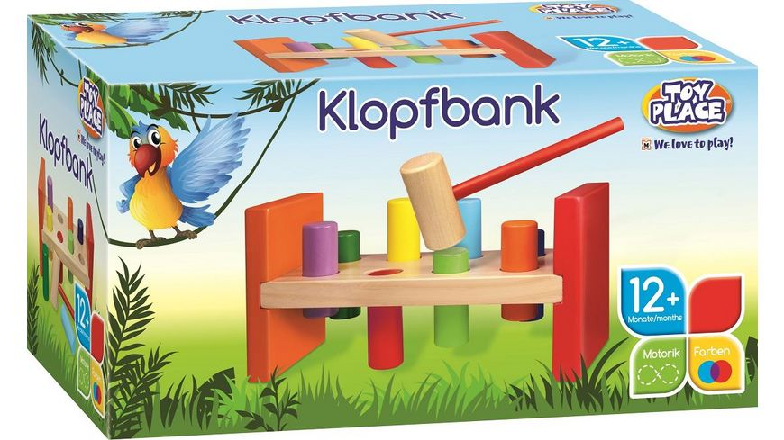 Mueller Toy Place Klopfbank