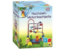 Mueller Toy Place Nachzieh Motorikschleife
