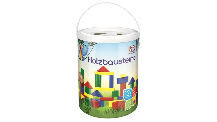 Mueller Toy Place Holzbausteine 100 Stueck