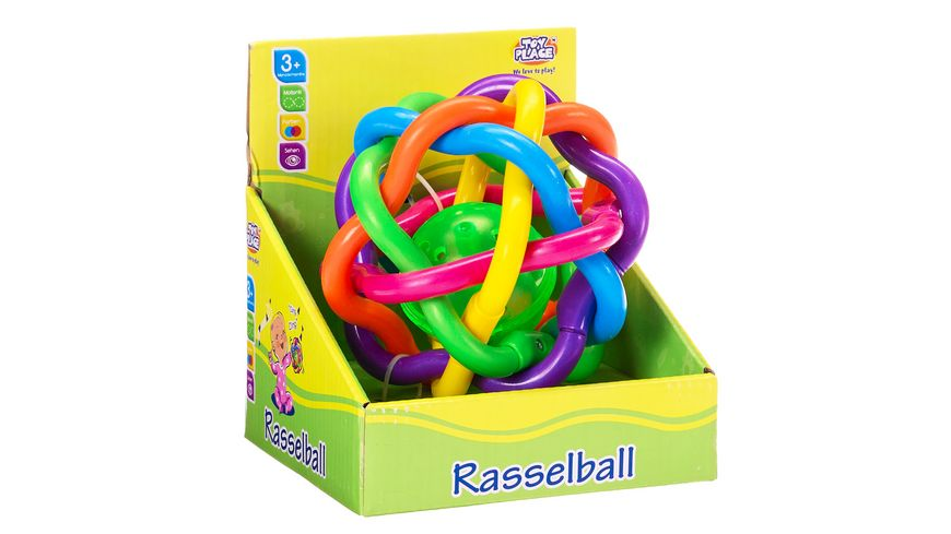Mueller Toy Place Rasselball