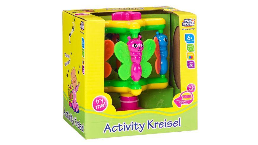 Müller - Toy Place - Activitiy Kreisel