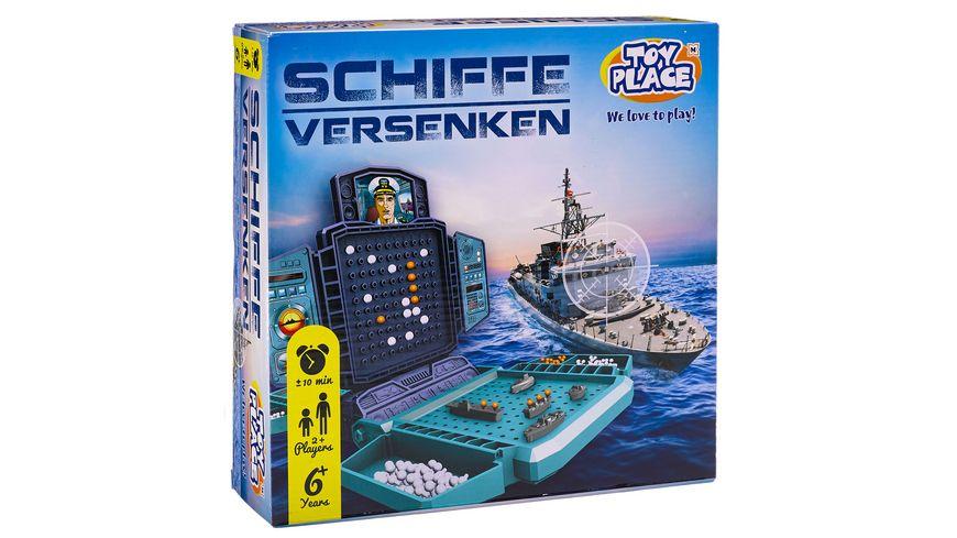 Müller - Toy Place - Schiffe versenken