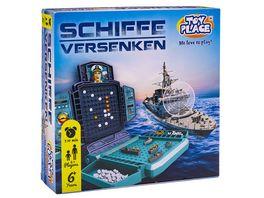 Mueller Toy Place Schiffe versenken