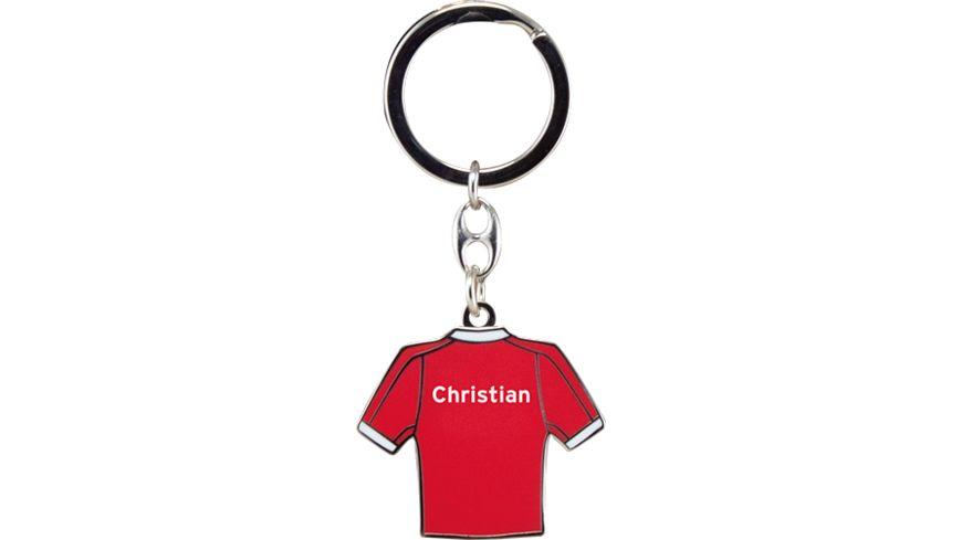 FC BAYERN MUeNCHEN Schluesselanhaenger Christian