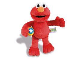 NICI Kuscheltier Sesamstrasse Monster Elmo 20cm