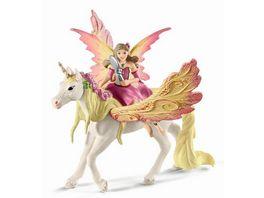 Schleich 70568 bayala Feya mit Pegasus Einhorn