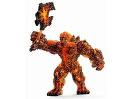 Schleich 42447 Eldrador Creatures Lava Golem mit Waffe