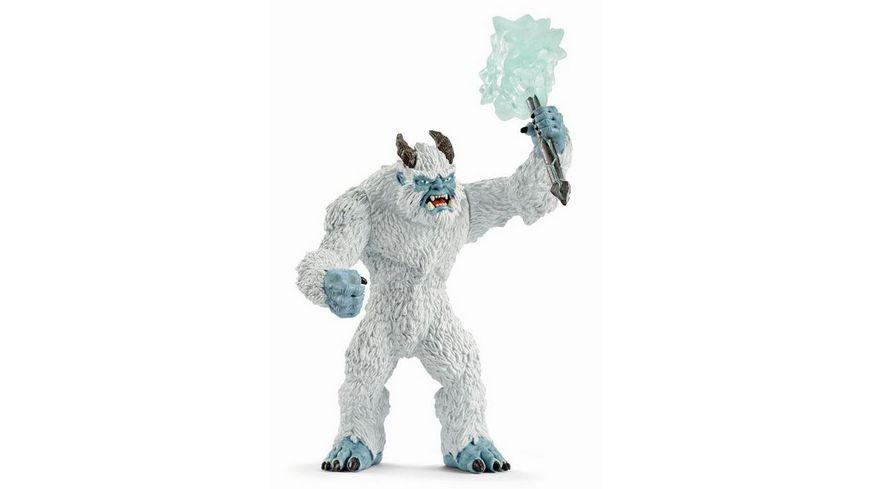 Schleich 42448 Eldrador Creatures Eismonster mit Waffe