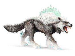 Schleich Eldrador Creatures Schneewolf