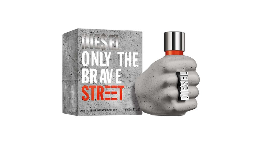 DIESEL Only The Brave Street Eau de Toilette
