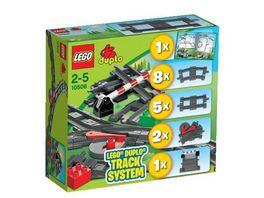 LEGO DUPLO Eisenbahn 10506 Zubehoer Set