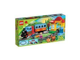 LEGO DUPLO Eisenbahn 10507 Starter Set