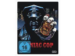 Maniac Cop Uncut 3D FuturePak