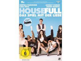 Das Spiel mit der Liebe Housefull Deutsche Fassung inkl Bonus DVD 2 DVDs