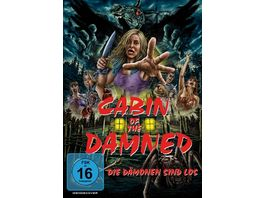 Cabin of the Damned Die Daemonen sind los