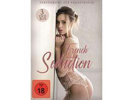 French Seduction Verfuehrung auf Franzoesisch Uncut 3 DVDs