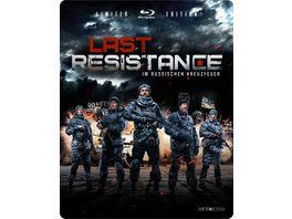 Last Resistance Im russischen Kreuzfeuer Limited FuturePak DVD DC