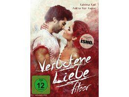 Verbotene Liebe Fitoor Deutsche Fassung inkl Bonus DVD