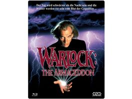 Warlock The Armageddon 3D FuturePak