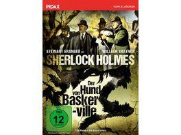 Sherlock Holmes Der Hund von Baskerville The Hound of the Baskervilles