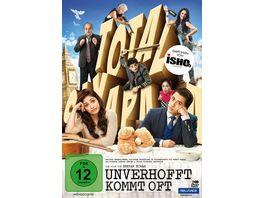 Unverhofft kommt of Total Siyapaa 2 DVDs