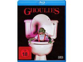 Ghoulies Uncut