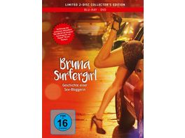 Bruna Surfergirl Geschichte einer Sex Bloggerin Limited Edition Mediabook DVD