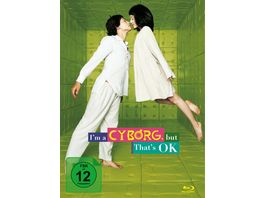 I m a Cyborg But That s OK 2 Disc Limited Collector s Edition im Mediabook DVD