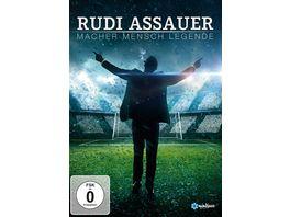 Rudi Assauer Macher Mensch Legende