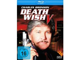 Death Wish 5 Antlitz des Todes Charles Bronson Uncut