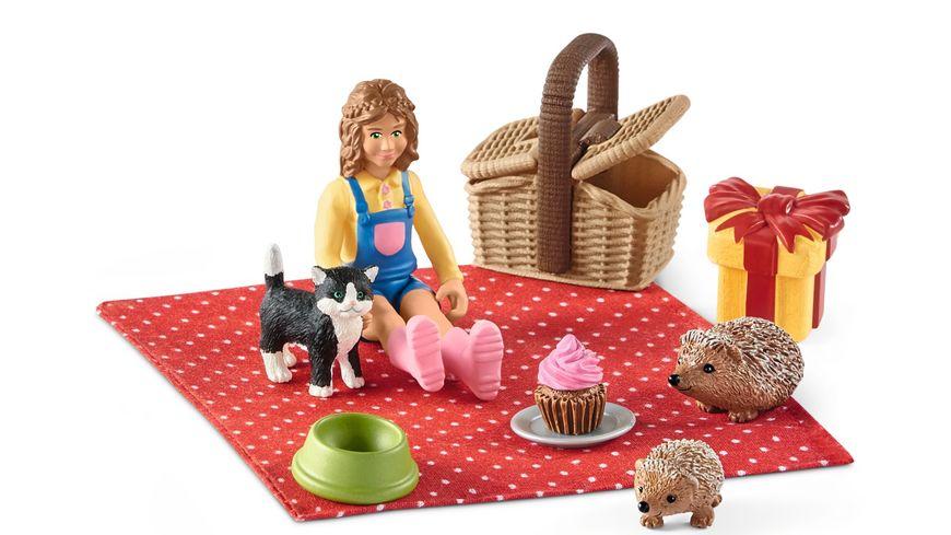 Schleich Farm World Geburtstagspicknick