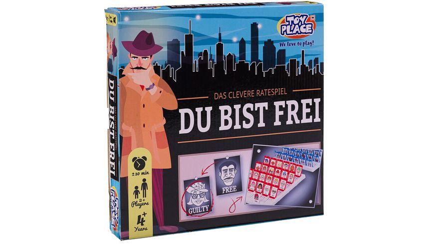 Mueller Toy Place Du bist frei